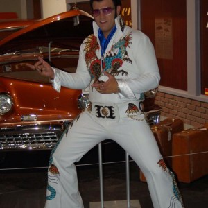 Jeff Swider - Elvis Impersonator in Pottstown, Pennsylvania
