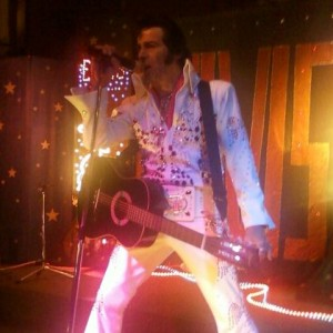 Elvis Lives - Elvis Impersonator in Hudson, New Hampshire