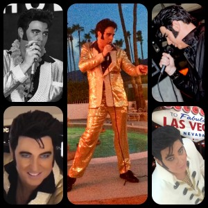 "*Steve ""Elvis"" Gold* 50's/60's/70's Tribute - Elvis Impersonator / Look-Alike in Las Vegas, Nevada"