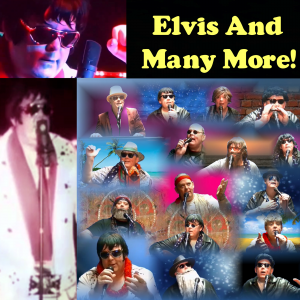 All Stars Your Way - Elvis Impersonator / Comedy Show in Portland, Oregon