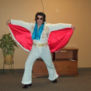 Elvis Singing Telegrams by Floyd - Elvis Impersonator in Grand Rapids, Michigan