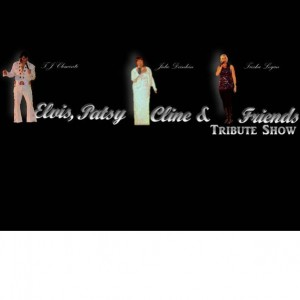 Elvis, Patsy Cline & Friends Tribute - Elvis Impersonator / Look-Alike in Watertown, Wisconsin