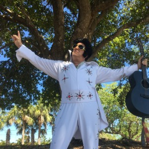 Elvis Singing Telegram - Elvis Impersonator in Fort Lauderdale, Florida