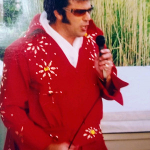 """Elvis"" The Man, The Myth, The Legend - Elvis Impersonator / Singing Telegram in Providence, Rhode Island"