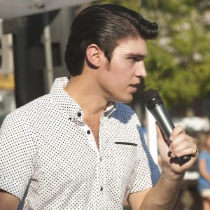 Elvis Tribute Artist Jake Slater - Elvis Impersonator in Nashville, Tennessee