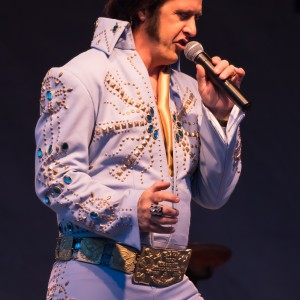 Elvis Tribute Artist - Elvis Impersonator in Napanee, Ontario