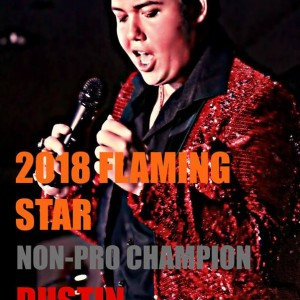 """Elvis Tribute Artist"" - Elvis Impersonator in Shelburne, Ontario"