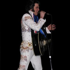Elvis Tribute! Las Vegas - Elvis Impersonator / Rock & Roll Singer in Las Vegas, Nevada