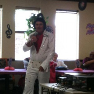 Elvis Tribute Show - Elvis Impersonator in Cocoa, Florida