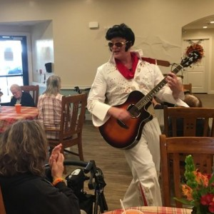 "Bob ""Elvis"" Shorten - Elvis Impersonator / One Man Band in Salt Lake City, Utah"