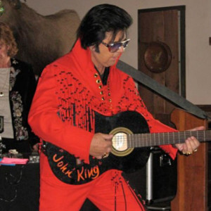 Elvis Concerts / Wolfman DJ - Elvis Impersonator / 1970s Era Entertainment in Phoenix, Arizona