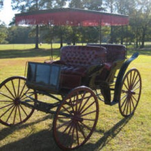 Elysian Fields Farm Horse & Carriage - Horse Drawn Carriage in Clinton, Louisiana
