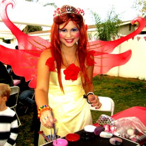 The Party Artists - Face Painter in Riverside, California