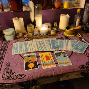 Embedded in Amber Tarot - Tarot Reader / Halloween Party Entertainment in Lacombe, Louisiana