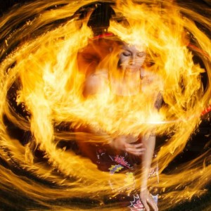 Amber Nicole Smith - Fire Dancer / Fire Performer in Sarasota, Florida