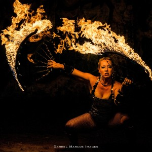 Ember Fire Dance - Fire Performer in San Diego, California