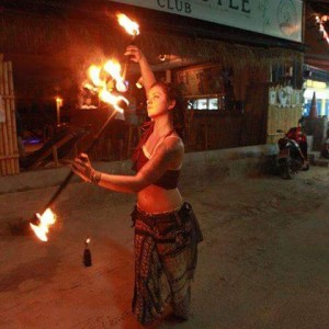 Emberfly - Fire Performer in Albuquerque, New Mexico