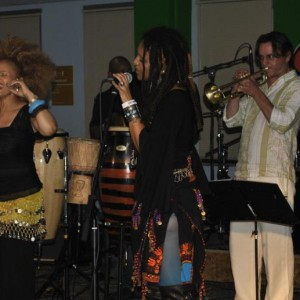 Eme & Heteru! AfroRoots Music.