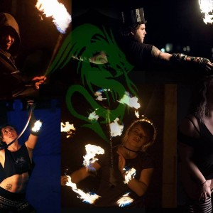 Emerald City Dragons - Fire Performer in Seattle, Washington