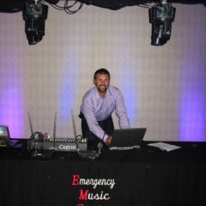 Emergency Music Service - DJ in Woodleaf, North Carolina