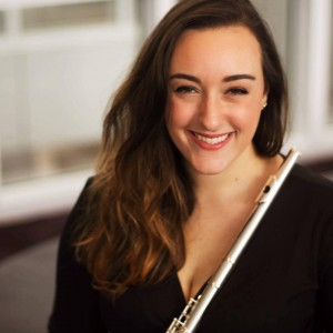 Emilia delGrosso - Flute Player in West Chester, Pennsylvania