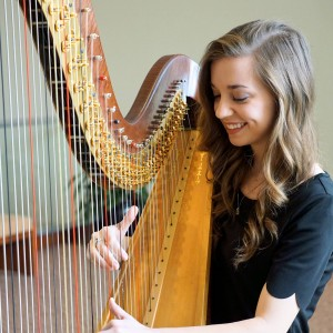 Emily Carpenter - Harpist in Springdale, Arkansas