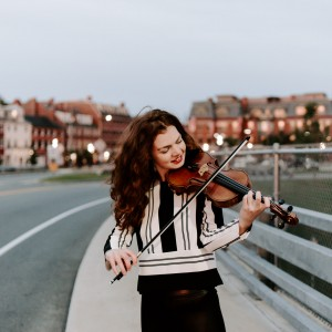 Emily Garcia Music - Violinist in Strafford, New Hampshire