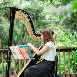 Emily Hinchey | Harpist - Harpist in Salt Lake City, Utah