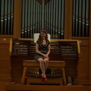 Emily Lapisardi, MSM - Organist in West Point, New York