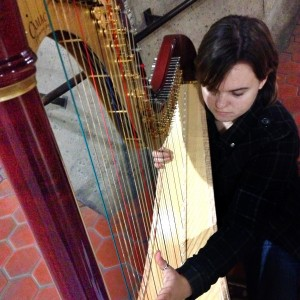 Emily Mason, Classical/Pop Harpist - Harpist / Funeral Music in Washington, District Of Columbia