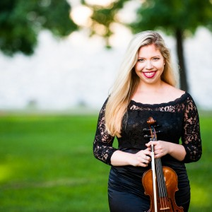 Emily McClean - Violinist in Chicago, Illinois