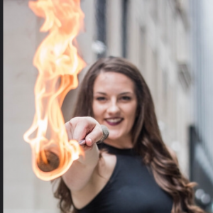 Emily Strickland - Fire Twirler - Fire Performer / Fire Dancer in Pittsburgh, Pennsylvania