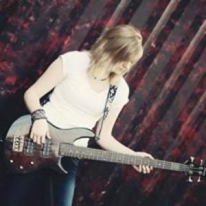 Emily Tomlinson - Bassist in Conroe, Texas