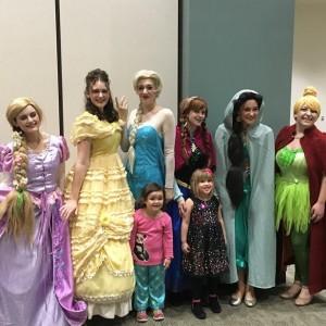 EmilyAnn Princess Parties - Actress in San Marcos, Texas