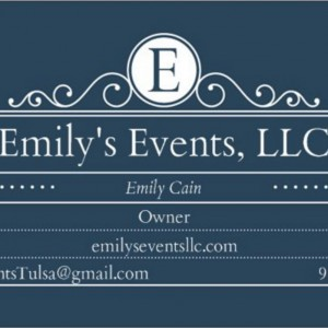 Emily's Events LLC - Event Planner / Wedding Planner in Tulsa, Oklahoma