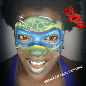 Emmazing Face Painting - Face Painter / Halloween Party Entertainment in Starke, Florida