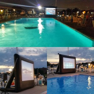 Empirecinema2u nyc - Outdoor Movie Screens / Halloween Party Entertainment in Yonkers, New York
