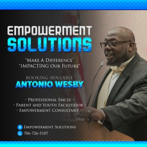 Empowerment Solutions - Motivational Speaker / Wedding Officiant in Augusta, Georgia