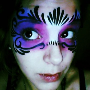 Enchanted Art By V - Face Painter / Halloween Party Entertainment in Miami, Florida
