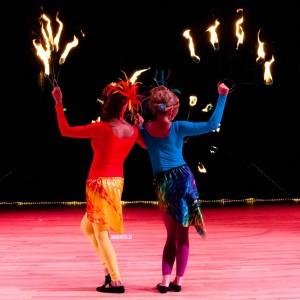 Enchanted Arts Circus - Fire Performer / Fire Dancer in Colorado Springs, Colorado