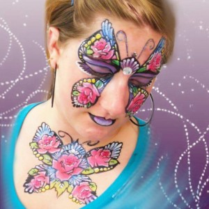 Enchanted Brushstrokes - Face Painter in Watsonville, California