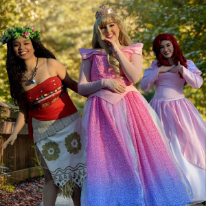The California Character Company LLC - Princess Party in Merced, California