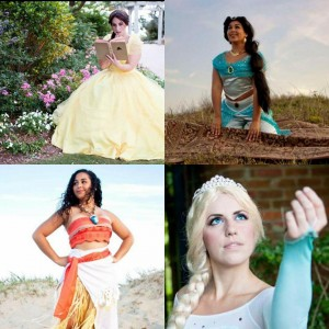 Enchanted Events 757 - Princess Party in Virginia Beach, Virginia