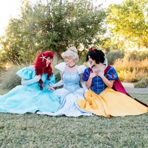 Melissa's Magical Characters - Children's Party Entertainment in Phoenix, Arizona