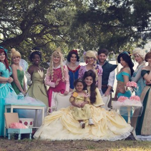 Enchanted Parties LLC - Princess Party in Crestview, Florida