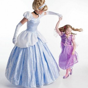 Enchanted Princess Kingdom - Princess Party in New Westminster, British Columbia
