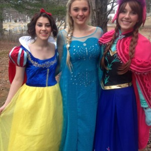 Enchanted Princess Parties - Princess Party in Manchester, New Hampshire