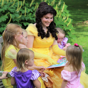 Enchanted Princess Parties - Princess Party in Springfield, Illinois