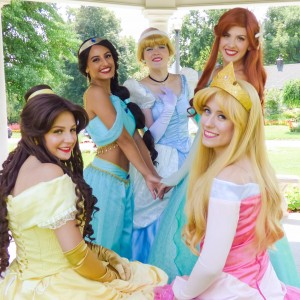 Fairytale Parties - Princess Party in Kitchener, Ontario