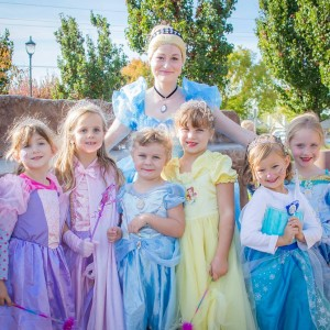 Enchantment Children's Parties - Children's Party Entertainment / Princess Party in Chico, California